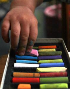 Kunstzinnige-therapie-Kleurenpad