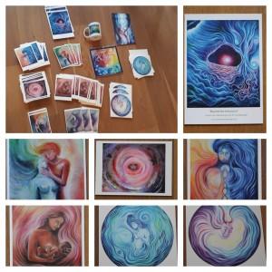Verzameling Kunstkaarten