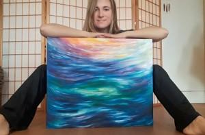 creatieve therapie schilderen kinderen