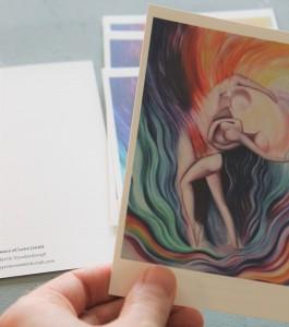 Dance-of-Love-Kunstkaart